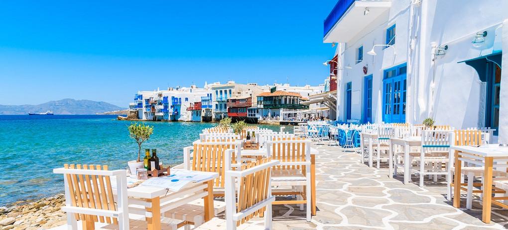 Restaurant in Mykonos