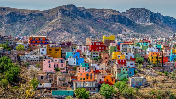 Colors of San Juan