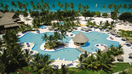 Dreams Resort in La Romana, DR