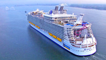Let's sail together on the Harmony of the Seas!
