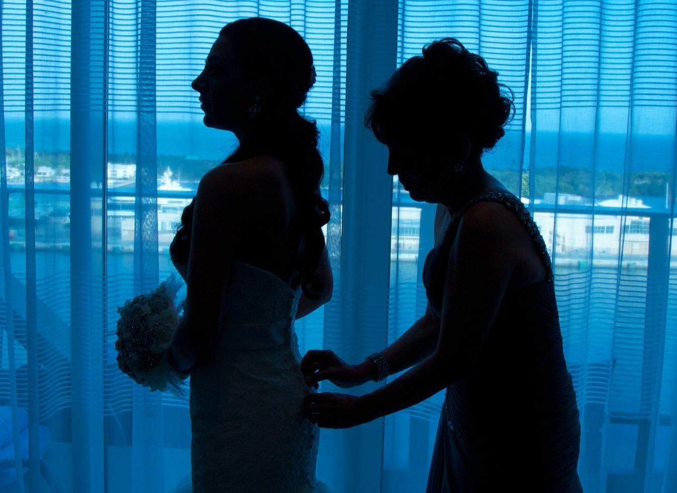 Mother & Bride