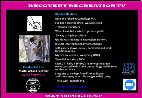 RAODEEE RECOVERY REC TV PROFILE.png