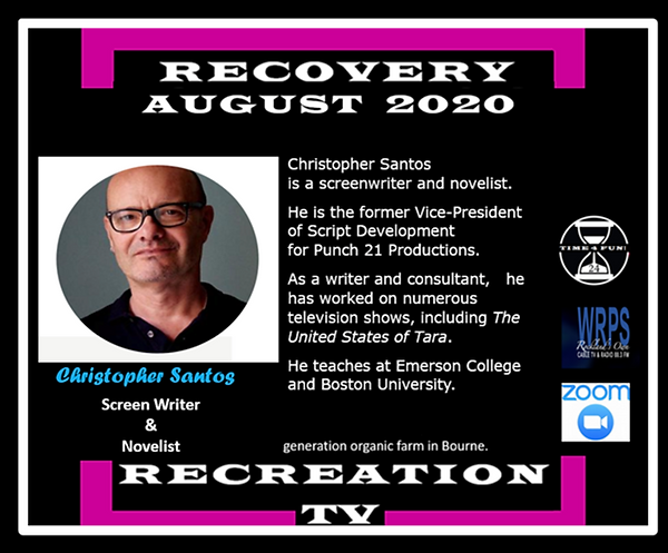 Christopher Santos Recovery Rec TV with
