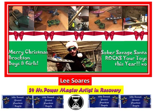 Lee Soares Sober Savage Santa.png