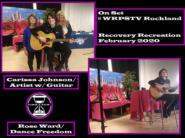February 2020 on Set Recovery Rec TV.png