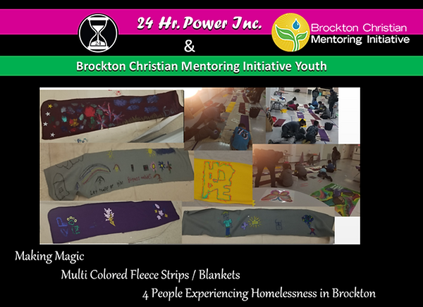 24 Hr Power BCMI Youth Making Blankets.p