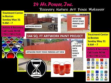 24 Hr Power Inc. Recovery Nature Art Fen