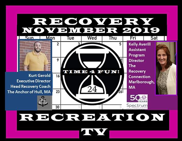 November Recovery Rec TV Lineup Final.pn