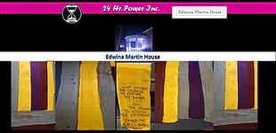 24 Hr. Power and Edwina Martin House Bla
