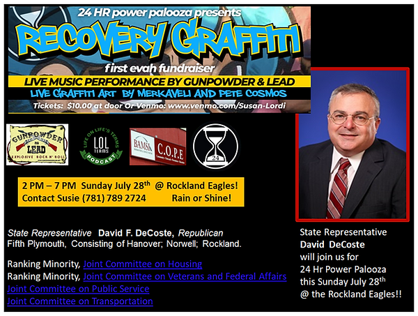 State Representative David DeCoste 24 Hr