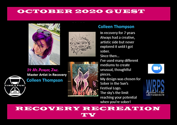 Colleen Thompson Recovery Rec Profile Oc