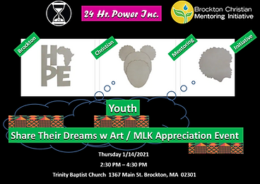 24 Hr. Power BCMI Youth MLK Appreciation