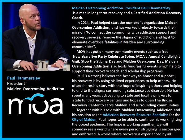 MOA Paul Hammersley Profile Recovery Rec