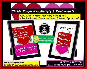 24 HR POWER BCMI YOUTH VALENTINES EVENT.