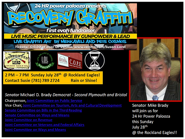 Senator Mike Brady 24 Hr Power Palooza.p