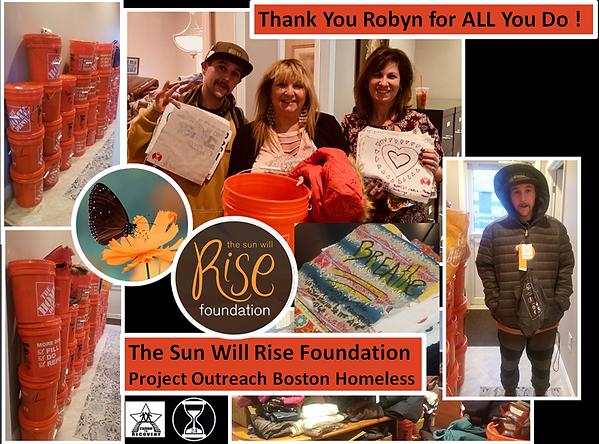 Sun Will Rise Project Outreach Boston Ho