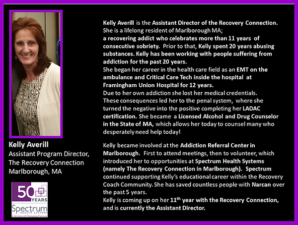 Kelly Averill Profile Recovery Connectio