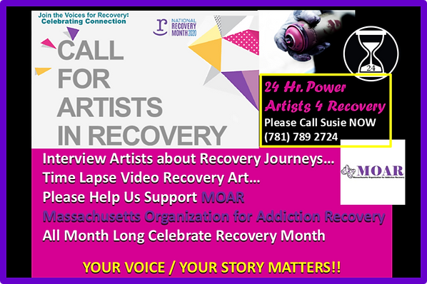 24 Hr. Power Call for Artists for MOAR.p