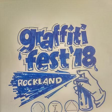 Artist 1st Draft GraffitiFest T Shirt.jp