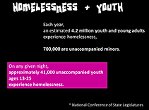 Homelessness and Youth Recovery Graffiti