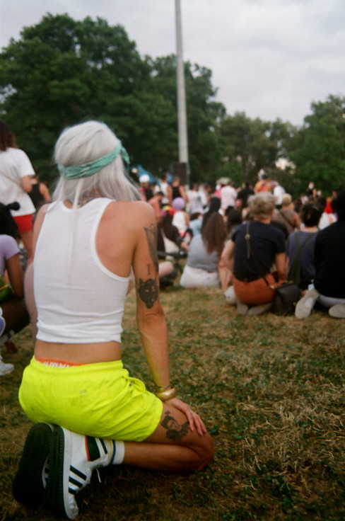 Bushwig Vigil, 2020