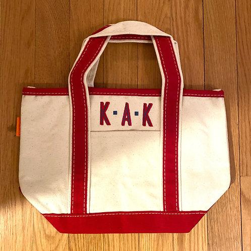 Canvas Tote Bag - Small