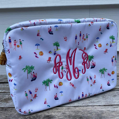 Beach Girls Cosmetic Bag