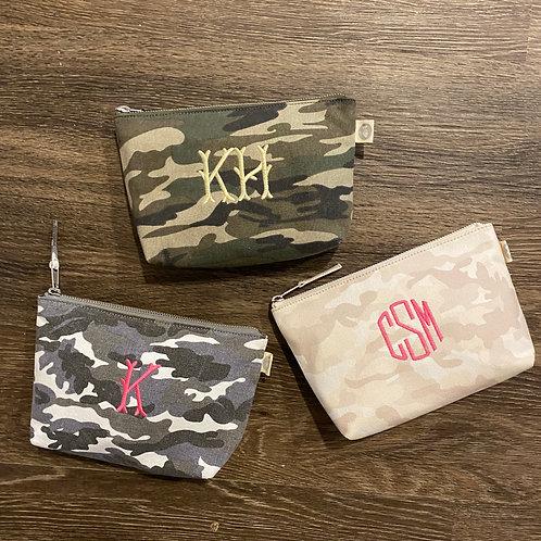 Camo Accessories Bag