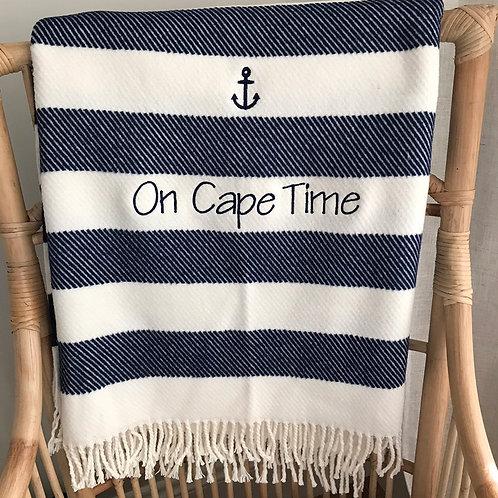 Candy Stripe Blanket