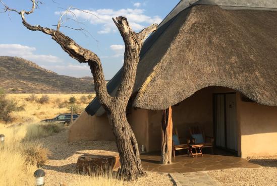 Accommodation at Safari Lodge Okapuka Ranch - (c) Sonja Piontek