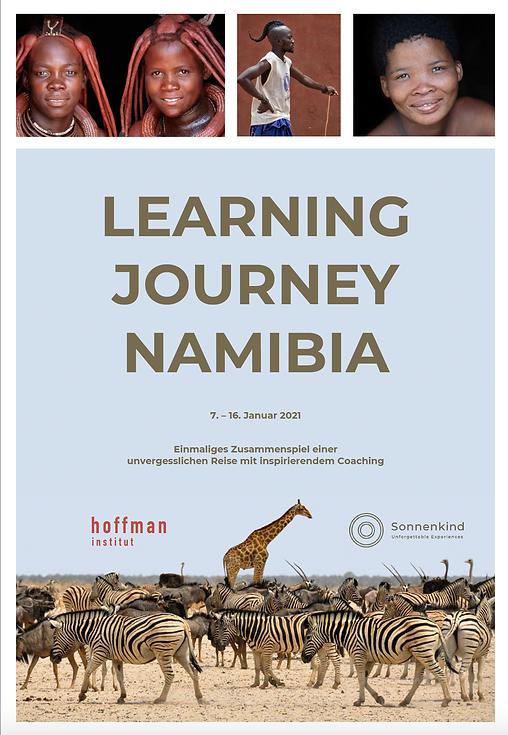 Hoffman Learning Journey