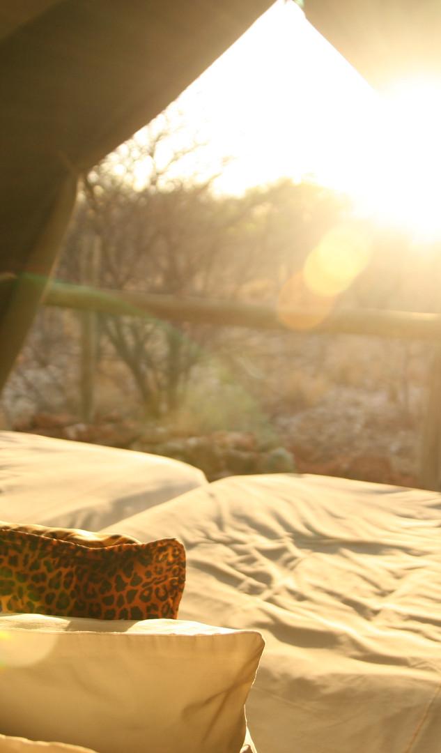 Safari Camp in the Etosha National Park- (c) Sonja Piontek