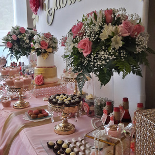 Candy Bar Quinceaños
