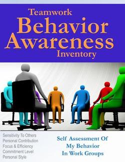 Teamwork Behavior Inventory - Self Assessment