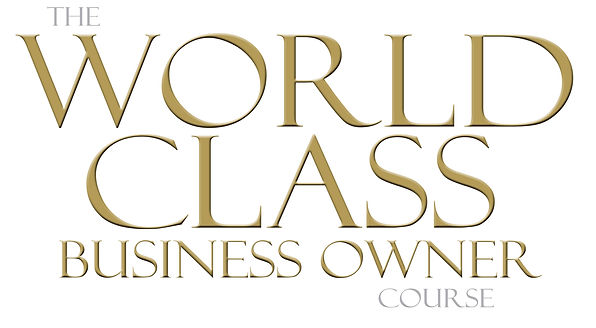 new world class business owner course LO