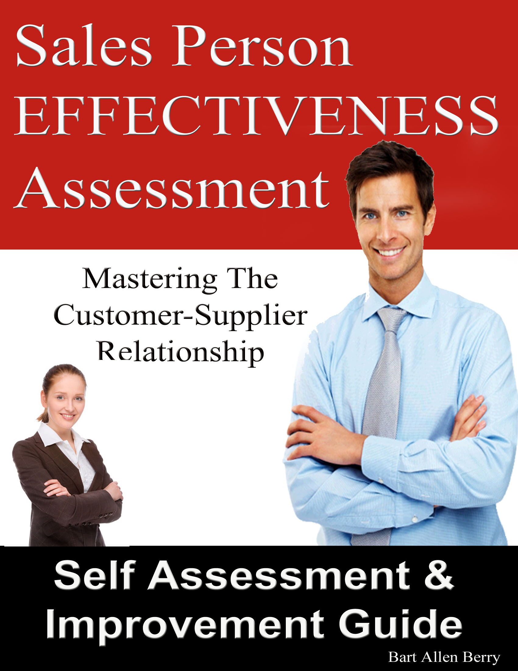 Sales Person Effectiveness Assessment