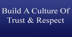 trust ande respect