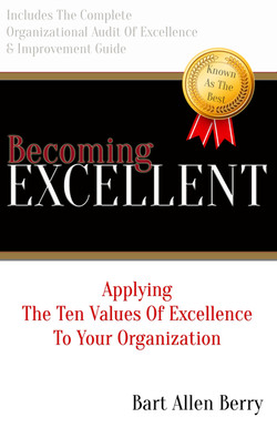 Becoming Excellent Book