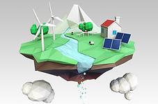 Energy Independent Island