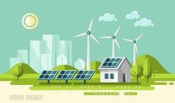 Eco-friendly Energy Town