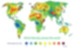 World Wind Energy Resource Map