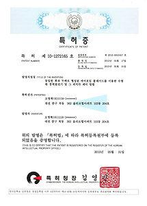 Patent(Korea)