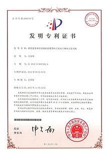 Patent(China)