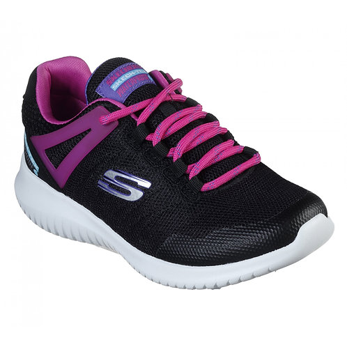 Skechers Ultra Flex 81538L/BKHP