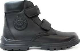 Geox J William J64E6A Leather Boot 31-39