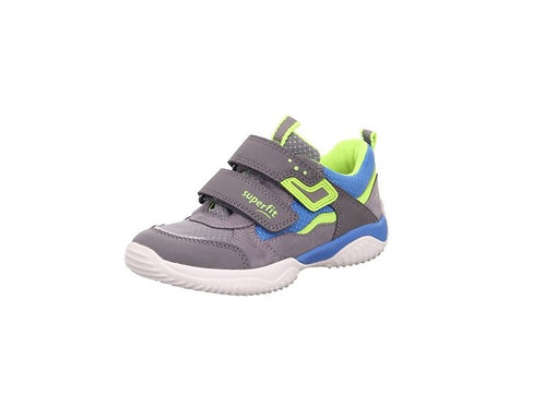 Superfit Storm Grey / Lime Velcro