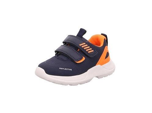 Superfit Rush Blue / Orange Velcro