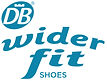 db easy wider fit stockist logo farnborough hampshire footscape shoes