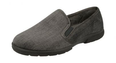 db wider slipper elastic fit mens farnborough