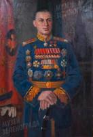 Маршал Рокоссовский К.К.